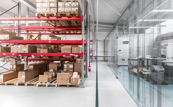 """Saules aptieka"" invested €1.5 million to create a modern medicine warehouse"
